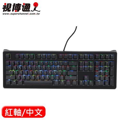 視博通 PHANTOM 幻影 機械鍵盤 BOX紅軸 中文