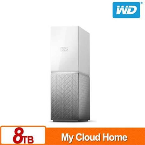 WD My Cloud Home 8TB 網路儲存伺服器