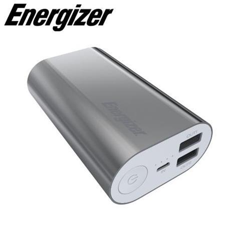 Energizer勁量 行動電源10000mAh銀