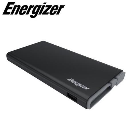 Energizer勁量 行動電源10000mAh黑(UE10004BK)