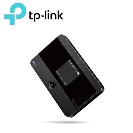 TP-LINK M7350(EU) 4G 進階版LTE 行動Wi-Fi分享器 V4.0版