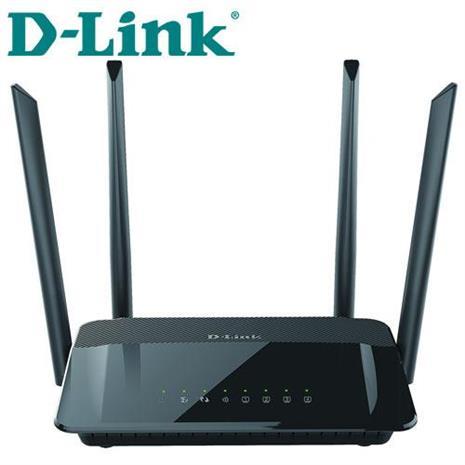 【雙頻穿牆款】D-LINK DIR-842-C MU-MIMO雙頻Gigabit無線路由器