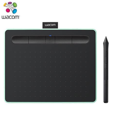 Wacom Intuos Comfort Small 藍牙版 繪圖板 綠 (小)