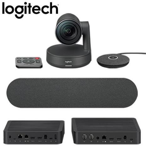 【客訂】Logitech 羅技 RALLY 視訊會議設備