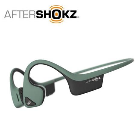 AfterShokz Trekz Air AS650 骨傳導耳機 綠