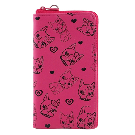 Rebecca Bonbon 5.3吋通用經典系列皮革手機L包-嘉年華-手機平板配件-myfone購物