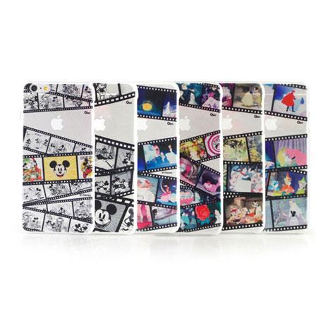 Disney iPhone 6s Plus/6 Plus 彩繪膠捲系列透明保護硬殼白雪公主