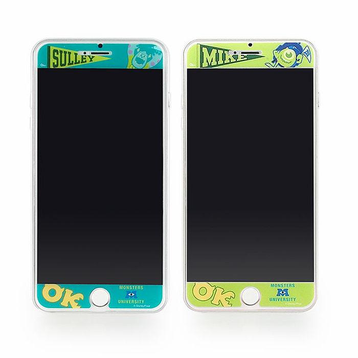 Disney iPhone6/6s Plus 彩繪保護貼-校園系列-手機平板配件-myfone購物