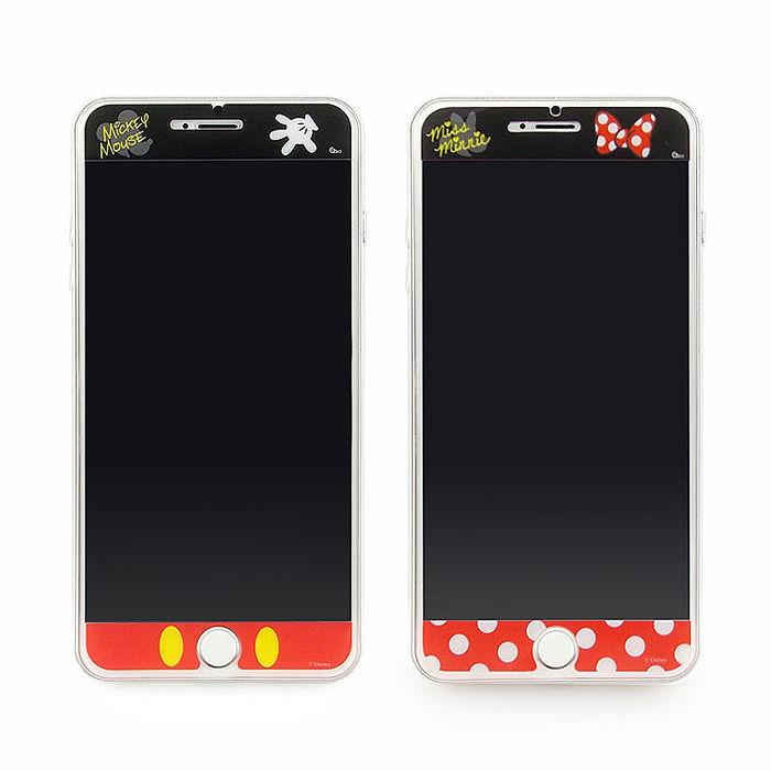 Disney iPhone6/6s Plus 彩繪保護貼-經典系列-手機平板配件-myfone購物