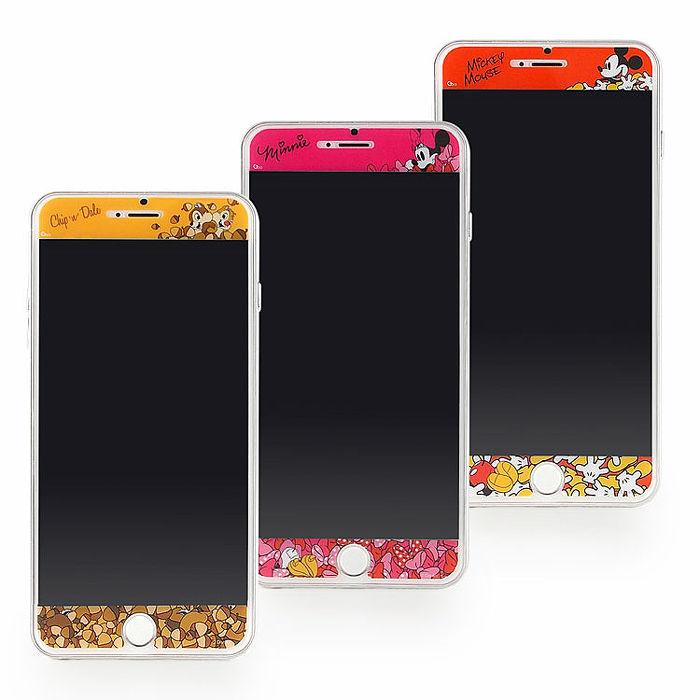 Disney iPhone6/6s Plus 彩繪保護貼-躲貓貓系列-手機平板配件-myfone購物
