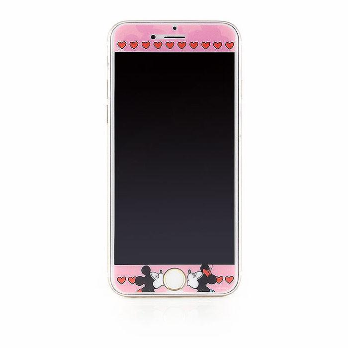 Disney iPhone 6s/6 彩繪保護貼-LOVE-手機平板配件-myfone購物