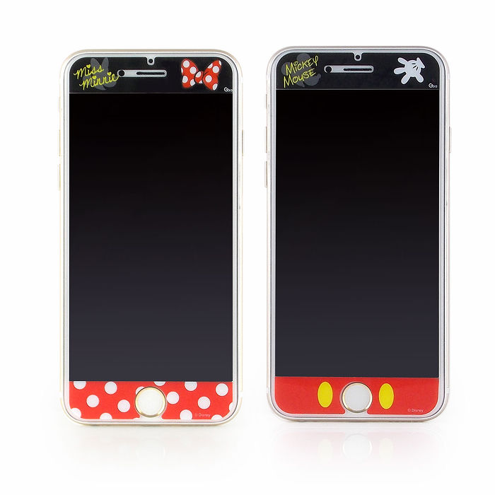 Disney iPhone6/6s 彩繪保護貼-經典系列-手機平板配件-myfone購物