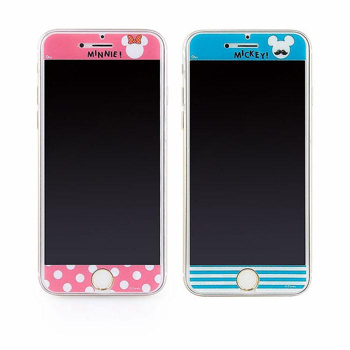 Disney iPhone6/6s 彩繪保護貼-現代風系列-手機平板配件-myfone購物