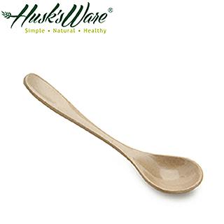 【Husk's ware】美國Husk's ware稻殼天然無毒環保咖啡匙(6入組)