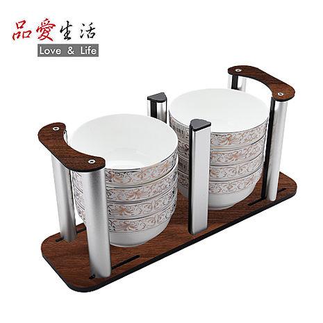 【品愛生活】COOKTIME系列可調式疊碗架