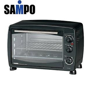 'SAMPO 聲寶'30L大型旋風電烤箱 KZ-HA30C /KZ-HA30C