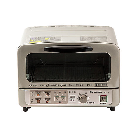 『Panasonic國際』 遠紅外線電烤箱 NT-T59/NTT59