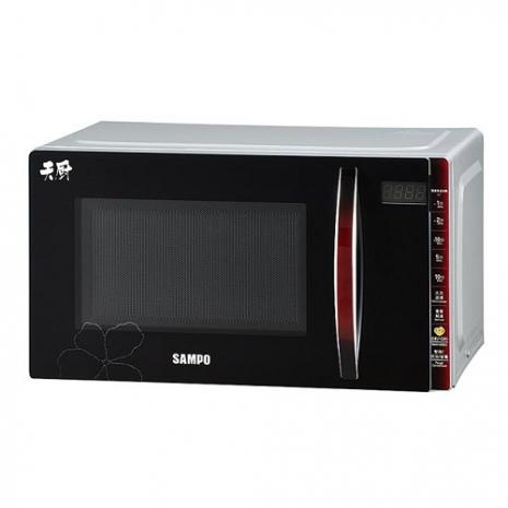 'SAMPO'☆聲寶 20L平台式微波爐RE-B320PM-家電.影音-myfone購物