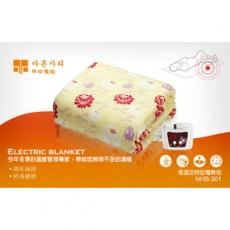 『韓國』☆甲珍 恆溫定時電熱毯NHB-301P/NHB-301P-1