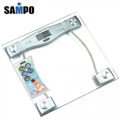 'SAMPO '☆聲寶 造型電子體重計 BF-L904ML