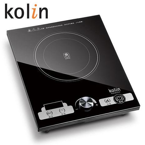 'Kolin'☆ 歌林 不挑鍋觸控式黑晶電陶爐 KCS-MN1210T