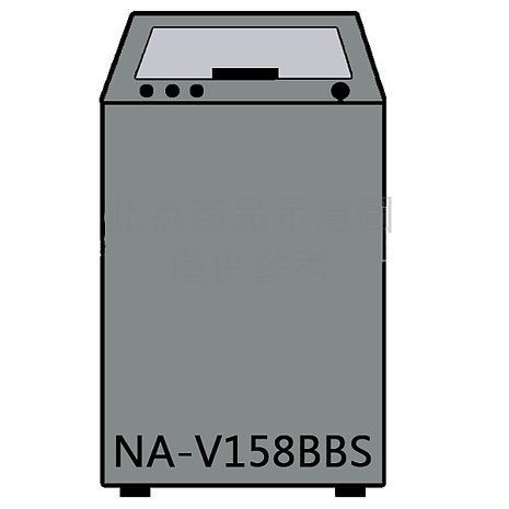 『Panasonic.』☆ 國際 13公斤 變頻不鏽鋼洗衣機 NA-V130BBS **免費基本安裝+舊機回收**
