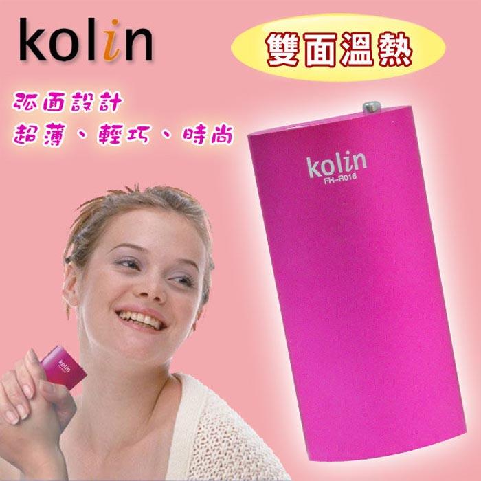 'Kolin'☆歌林 雙面溫熱暖暖寶 FH-R018
