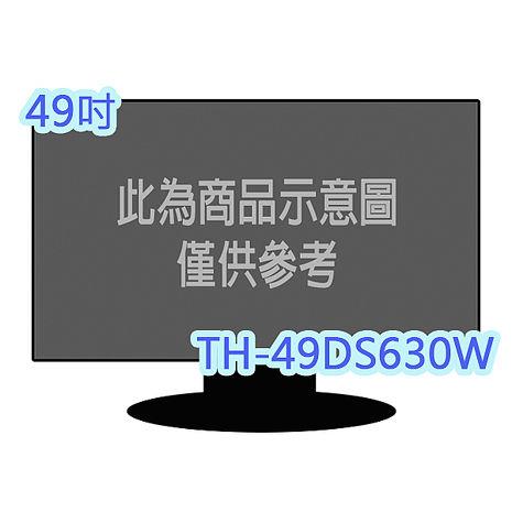 'Panasonic.'☆國際牌 49吋 智慧型LED液晶電視 TH-49DS630W