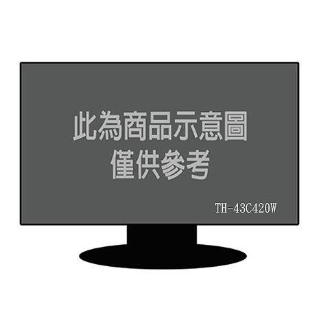 'Panasonic.'☆ 國際牌43吋LED 液晶電視TH-43C420W