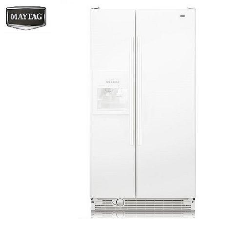 『MAYTAG』☆ 美泰克 710L對開電外置式取水取冰 冰箱 MSF25D2EAW **免費基本安裝+舊機回收**