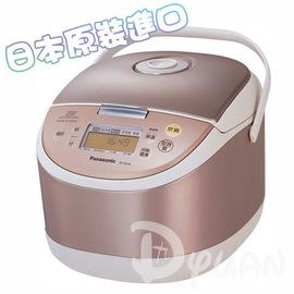 'Panasonic'☆ 國際牌 日本原裝 10人份 鑽石微粒厚銅鍋 SR-JHS18
