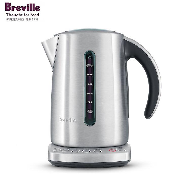 『Breville』☆ 鉑富 經典 1.8L 智慧型控溫電茶壺 BKE820XL