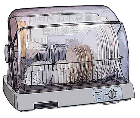 『Panasonic』☆ 國際牌 PTC 熱風烘碗機 FD-S50F