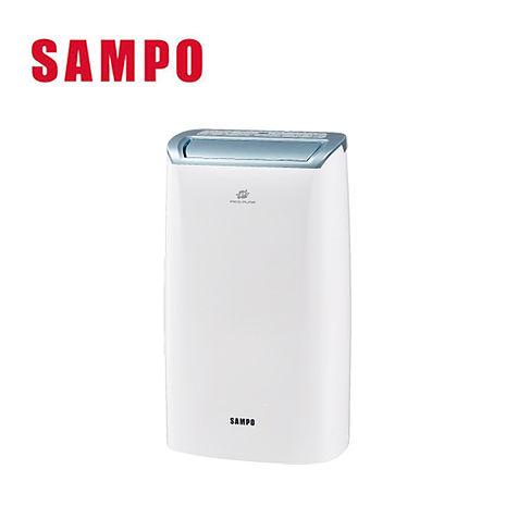 │SAMPO│聲寶 12L/日空氣清淨除濕機 AD-W724P