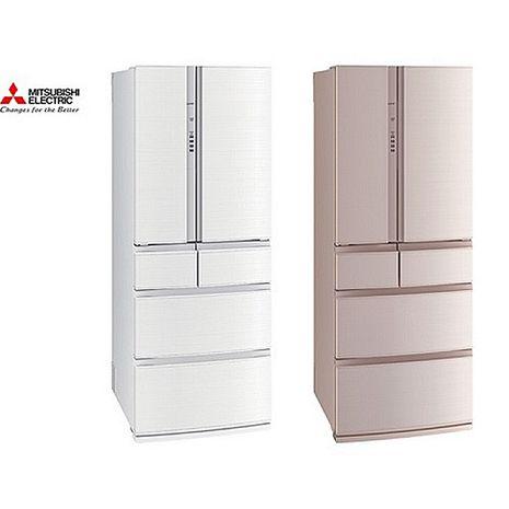 MITSUBISH 三菱 日製六門513L一級能變頻冰箱MR-RX51E- **基本安裝+舊機回收**(冰箱特賣)