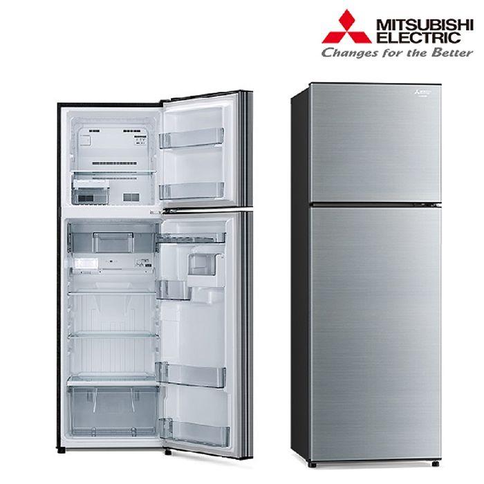 MITSUBISH 三菱 二門288L一級能變頻冰箱 MR-FC31EP-(送基本安裝)(冰箱特賣)