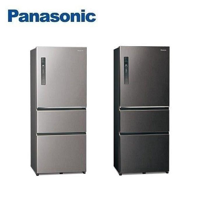 Panasonic 國際牌 ECONAVI 500L三門一級能變頻電冰箱NR-C501XV-含基本安裝