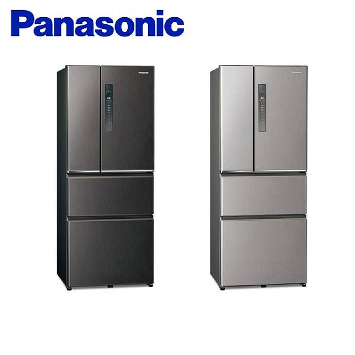 (領券再享折)Panasonic 國際牌 ECONAVI 500L四門一級能變頻電冰箱 NR-D501XV 含基本安裝-