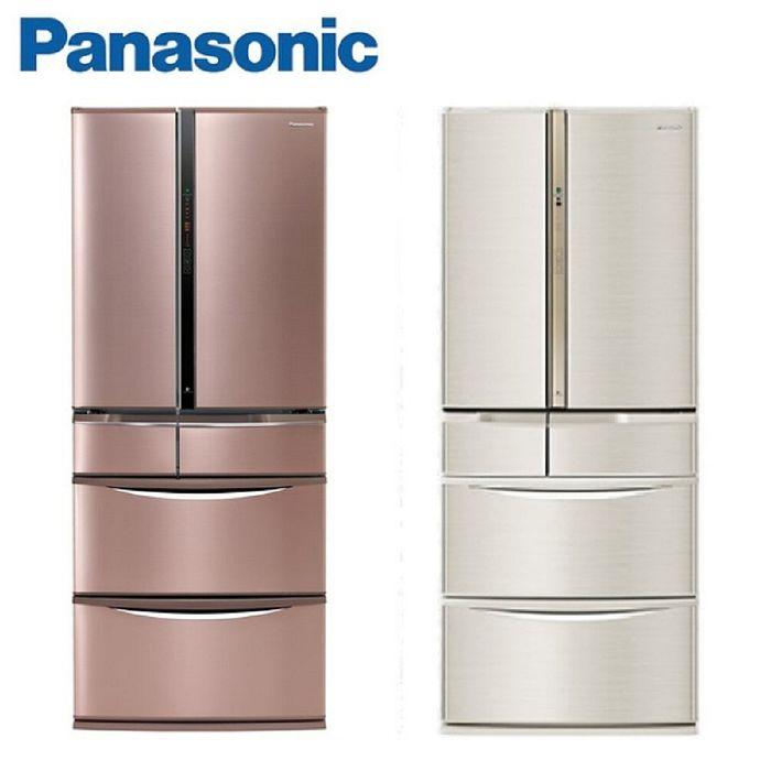 【領券再享折】Panasonic 國際牌 ECONAVI日製601L六門一級能變頻電冰箱 NR-F607VT 含基本安裝-