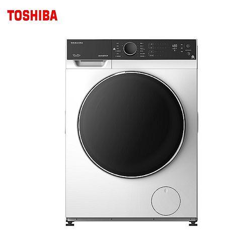 TOSHIBA 東芝 12kg變頻溫水洗脫烘滾筒洗衣機 TWD-BJ130M4G-含基本安裝+舊機回收(洗衣機特賣)(TOSHIBA特賣)