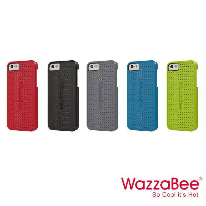 WazzaBee Matrix系列 iPhone5/5S 手機殼