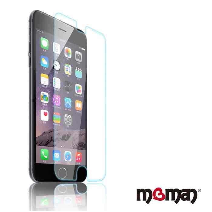 【Mgman】iPhone6/6s(4.7吋)0.3mm 9H玻璃保護貼