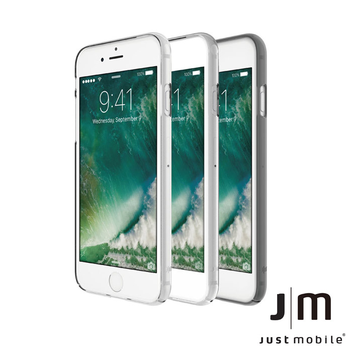 Just Mobile TENC iPhone 7(4.7) 國王新衣自動修復保護殼