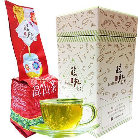 孫紅茶行 香醇四季春茶 150公克x1罐(活動)