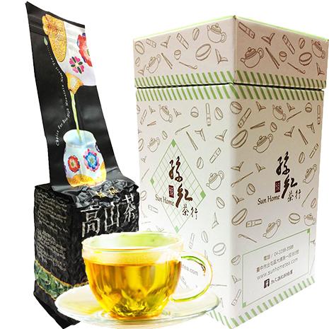 孫紅茶行 飄奶香金萱烏龍茶 150公克x1罐(活動)