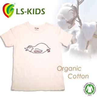 【LS-KIDS】有機棉童T–南極小企鵝10號